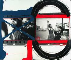 "Art by William Klein 'Dance in Brooklyn"""