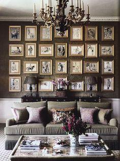 Tavlor Att hänga tavlor är inte alltid det enklaste! Men får man till det, kan det vara avgörande i en inredning. Idag ger jag några tips på hur du på olika sätt kan skapa ett vackrare hem med dina...