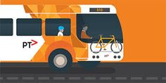 Image result for taking bikes on a bus