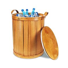 Peterboro Tall Cooler Basket