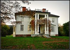 Birthplace of Pearl S. Buck, American writer - Hillsboro, Pocahontas County, West Virginia