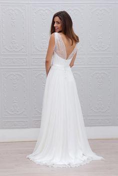 Robe de mariée Perrine Marie Laporte