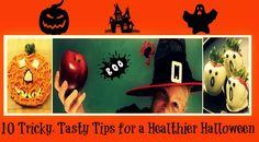 10 Tricky, Tasty Tips for a Healthier Halloween http://www.thestatenislandfamily.com/10-tricky-tasty-tips-healthier-halloween/ … #halloween