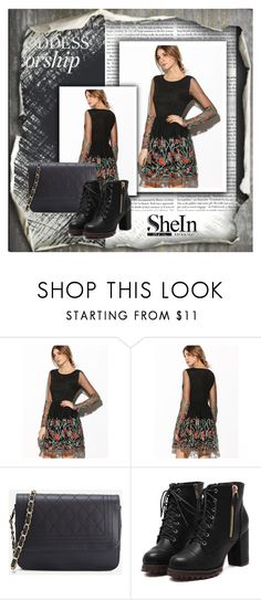"""""""Shein 10."""" by zura-b ❤ liked on Polyvore"""