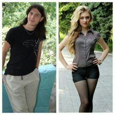 Transgender Pictures, Male To Female Transgender, Transgender Model, Transgender Girls, Transgender Community, Male To Female Transition, Mtf Transition, Male To Female Hormones, Army Women