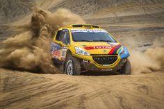 Rallyfan - Peugeot zahájil přípravu na Dakar 2015