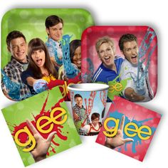 Glee Party Supplies from www.DiscountPartySupplies.com
