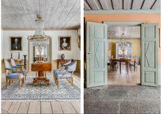 stiligahem.se Furniture, Interior, Home, Scandinavian Furniture, Mansion Interior, Swedish Design, Doors Interior, Interior Design, English House