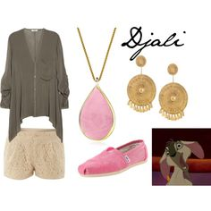 """Djali"" by indeckr on Polyvore"