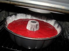 DIY | How to Bake Authentic Red Velvet Cake ~ Sweets for Your Sweetie ... #valentine's day