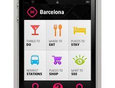 BCN Dashboard Mobile UI Inspiration