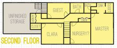Young House Love | Drawing Up Floor Plans and Dreaming About Changes | http://www.younghouselove.com