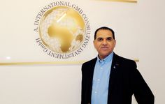 Mr. Imran Farooq CEO Of the A. International GMB Consulting Investment GmbH Company.! I.K. Management Consulting GmbH #philanthropist #imranfarooq #officetime #frankfurt #germany #consulting #ceo #officer