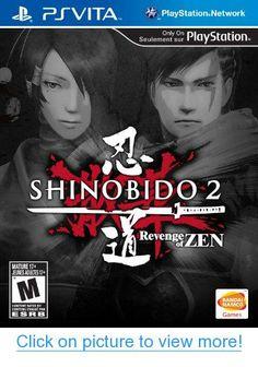 Shinobido 2: Revenge of Zen - PlayStation Vita #Shinobido #2: #Revenge #Zen #PlayStation #Vita
