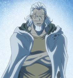 Silvers Rayleigh One Piece - Why is called Dark King?