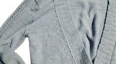 Sweater turquesa (Primavera-verano TU Vintage)