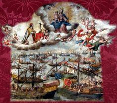 7 de Octubre – Festividad de Nuestra Señora del Rosario – Patrona de las Batallas http://www.yoespiritual.com/efemerides/7-de-octubre-festividad-de-nuestra-senora-del-rosario-patrona-de-las-batallas.html