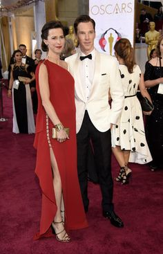 Oscars 2015 Red Carpet: See Celebrities' Glamourous Outfits At The Academy Awards