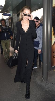 Gigi Hadid's most stylish looks to date: