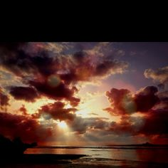 Okinawa Japan Sunrise
