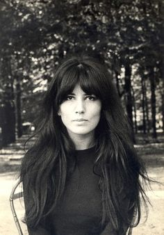 dream hair - wish I could pull off bangs
