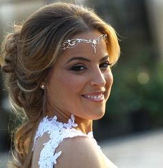 Circlet the Star of Libby  tiara crown headband  in by ElnaraNiall, $264.99
