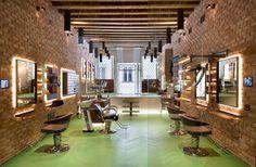 TIGI Concept Salon , 2016 - Michele Perlini