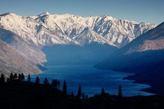 Lake Chelan, Washington.  I loved going here as a child with the family.