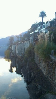 Ascona O how I LOVE this village and the quiet lake waters!