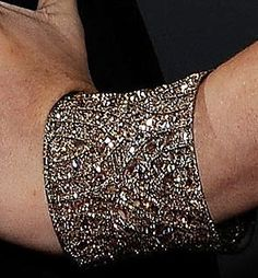Someone wore this bracelt to the Grammy Awards. gown and a whopping 120 carat diamond bracelet by Lorraine Schwartz. Jewelry amp; Accessories |Jewelry - Daily Deals| lorraine schwartz jewelry