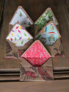 Handmade Envelopes // Two Leaf Clover