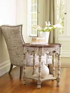 Home Gallery Furniture for Hooker Furniture Sanctuary, Sanctuary Round Accent Table