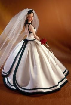 Vera Wang™ Barbie® Doll   The Barbie Collection