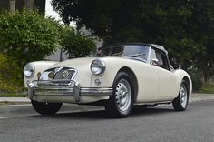 MG MGA Twin-Cam Roadster 1959