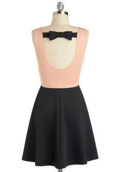 Dual Genre Dress   Mod Retro Vintage Dresses   ModCloth.com