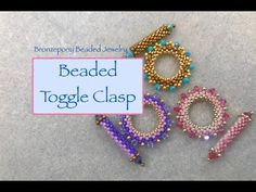 Beaded Flowers Patterns, Beading Patterns Free, Bead Loom Patterns, Beaded Jewelry Patterns, Bracelet Patterns, Beading Projects, Beading Tutorials, Beading Techniques, Seed Bead Earrings