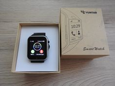Unboxing Video über Smartwatch Yuntab K9 für unter 25 Euro #unboxingvideo #smartwatch #yuntabk9 #unter25euro