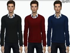New Clothes. ^_^  Found in TSR Category 'Sims 4 Male Everyday'