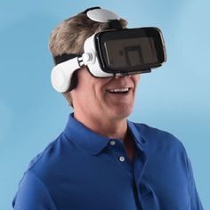 The Virtual Reality Headset - Now you can enjoy interactive virtual adventure full of 3D environments