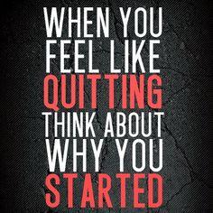 Never Quit!!!