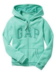 Bright warm hoodie