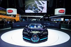 Bugatti's official website: the brand that combines an artistic approach with superior technical innovations in the world of sport.