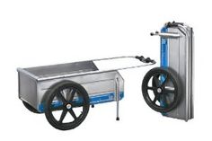 Tipke 2100 Marine Fold-It Utility Cart by Tipke Manufacturing. $234.57. Occupies under 2 square feet of storage space. Carries up to 350 pounds of gear to take on and off boats. Fold-up utility cart for use in marine environments. Marine-grade aluminum prevents rust and corrosion. 55-by-30-3/4-by-23-inches; limited two-year warranty. From the Manufacturer                The Tipke marine fold-it utility cart is specifically designed for use in marine environments....