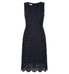 Alexon lace layer dress