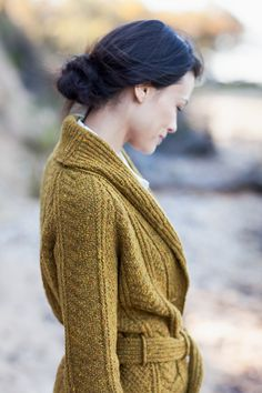 Ravelry: Channel Cardigan by Jared Flood
