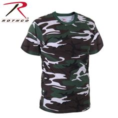 Rothco Camo T-Shirts - Concrete Jungle Camo  Only $7.19  *Price subject to change without notice.