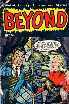 The Beyond (Volume) - Comic Vine