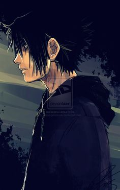 one-hour-sas 8D by khaos-prinzessin.deviantart.com on @deviantART  Wow.. Sasuke Uchiha from Naruto.  Check out my Naruto fanfiction story The Man That Disappeared: https://www.fanfiction.net/s/9928492/1/The-Man-That-Disappeared