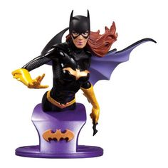DC Collectibles DC Comics SuperHeroes Batgirl Bust * See this great product.
