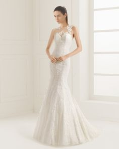 The second part of Two by Rosa Clara is here, and it's a jaw-dropping beauty! This time, not only are there more dazzling ball gown wedding dresses, but there are perfectly flattering mermaid dresses to keep us on our toes. Clean lines, gorgeous silhouettes and more lovely lace dominate part two of this 2016 wedding […]